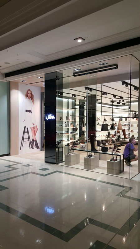 Retail shop fit out