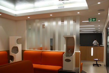 Medical Centre Front Reception Fitout